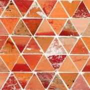 Orange Triangles, 2012