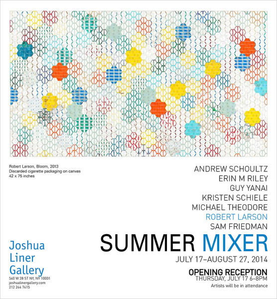 Evite_Robert Larson_ Joshua Liner Gallery
